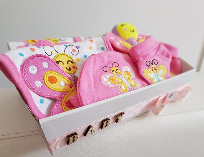 BUTTERFLY baby bundle