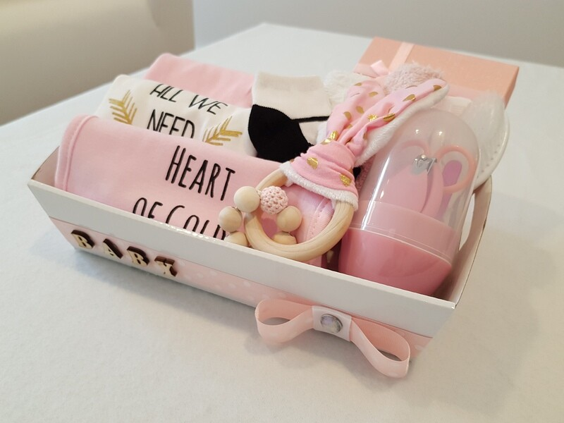 HEART OF GOLD baby bundle
