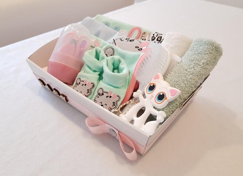 PUSSY CAT baby bundle
