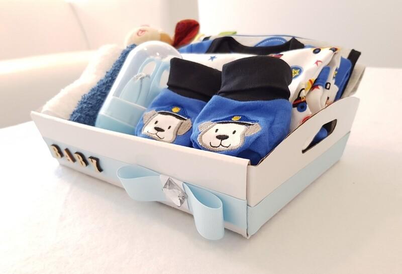 HERO IN TRAINING baby bundle