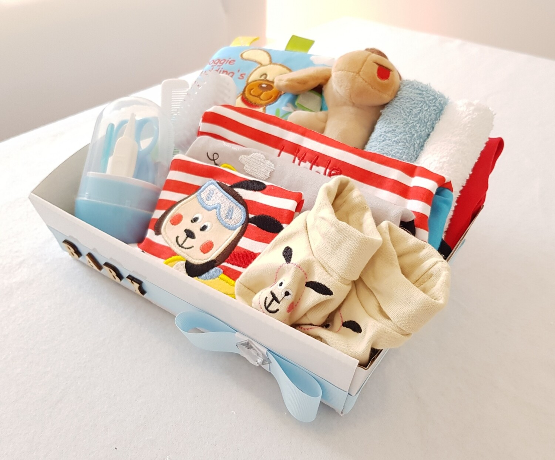 PUPPY PILOT baby bundle