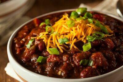 Chili con carne (350 gr)