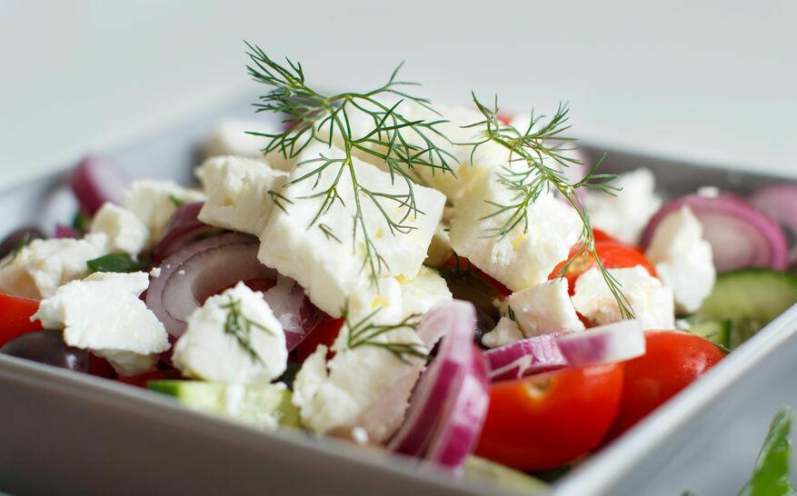 Salade grecque 500 ml