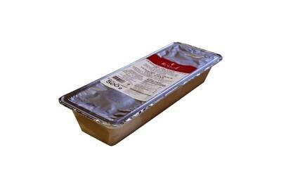Terrine (bloc) de foie gras en barquette 500 gr