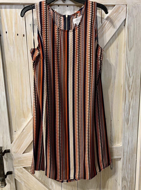 APRICOT DRESS 437012