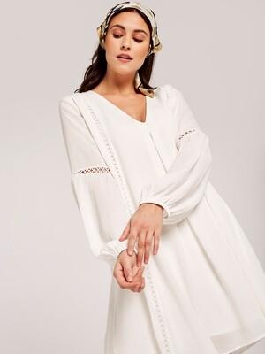 APRICOT DRESS 529182 S2021