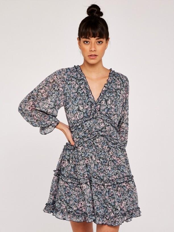 APRICOT DRESS 529427 S 2021