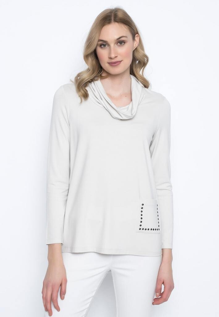 PICADILLY TOP RR168 WHITE