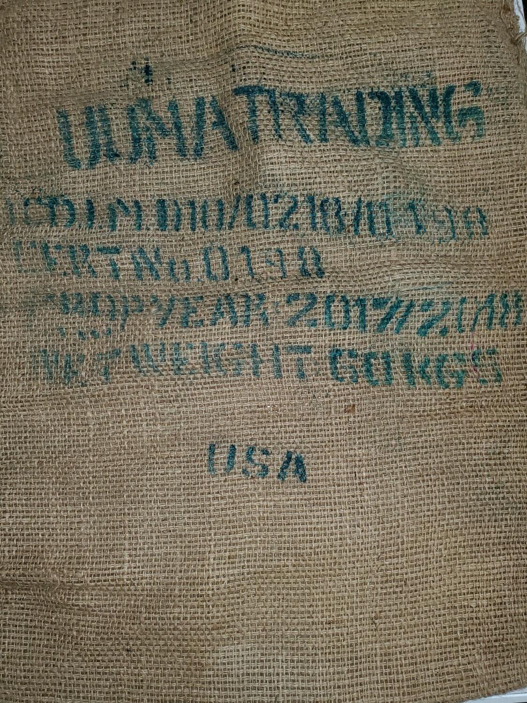 Coffee Sack, Burlap