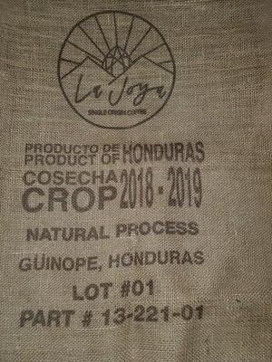 Coffee Sack, Burlap, Finca La Joya