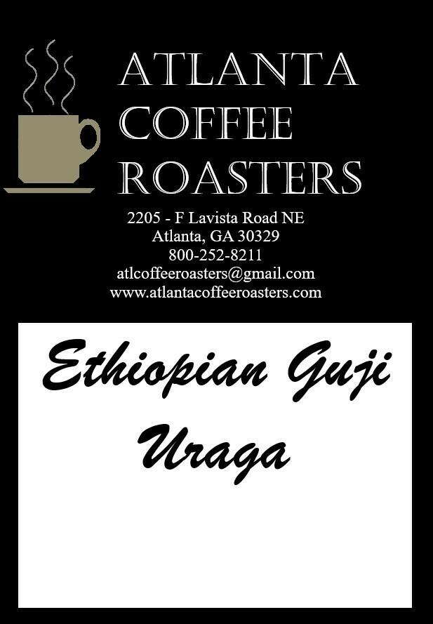 Ethiopian Guji Uraga Light Roast