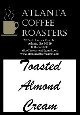 Toasted Almond Cream