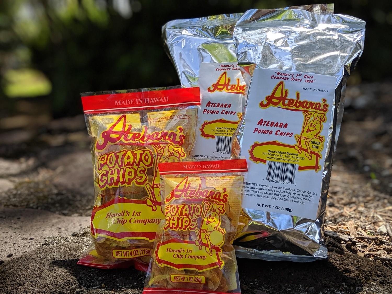 Original Atebara Potato Chips