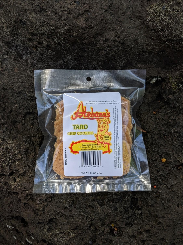 Taro Chip Cookies