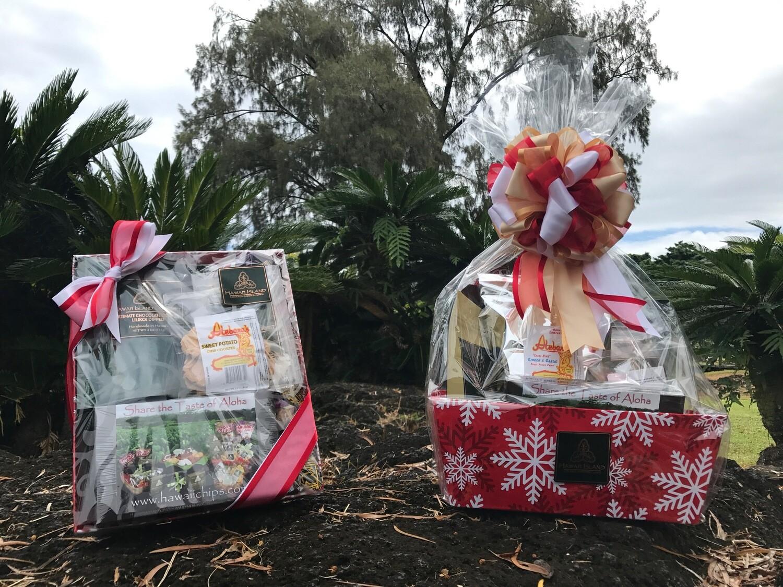 Gourmet Gift Basket - Large