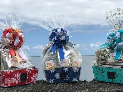 Gourmet Gift Basket - Premium