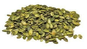 Bulk Organic Pumpkin Seeds (Pepitas) GWS Dark Green