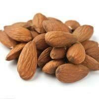 Bulk Organic Whole Almonds Raw