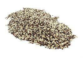 Bulk Organic Tri Coloured Quinoa (black/white/red)