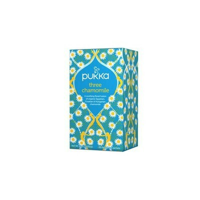 Organic Pukka Tea - Three Chamomile