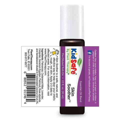 Essential oil- Plant Therapy Kidsafe- Skin Soother