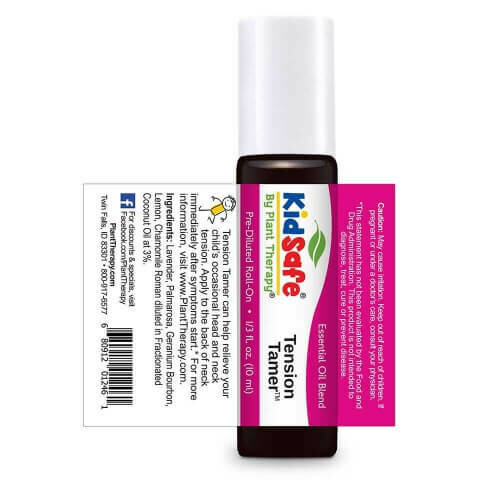 Essential oil- Plant Therapy Kidsafe- Tension Tamer
