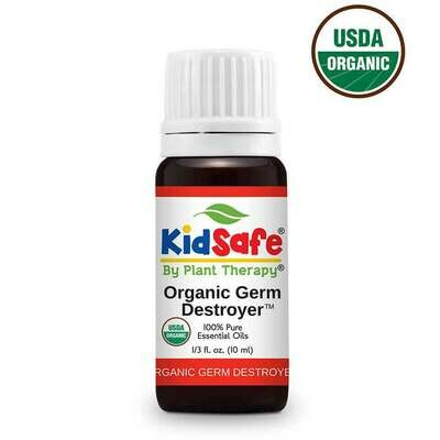 Essential oil- Plant Therapy Kidsafe Germ Destroyer Organic 10ml Undiluted