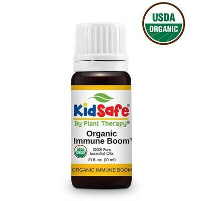 Essential oil- Plant Therapy Kidsafe Immune Boom Organic- 10ml Undiluted