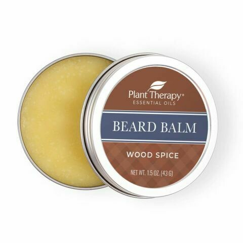 Beard Balm Plant Therapy