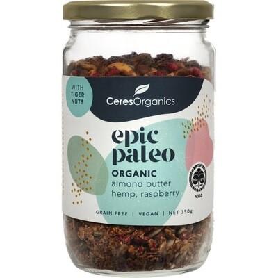 Organic Paleo Cashew Almond Butter + Apricot