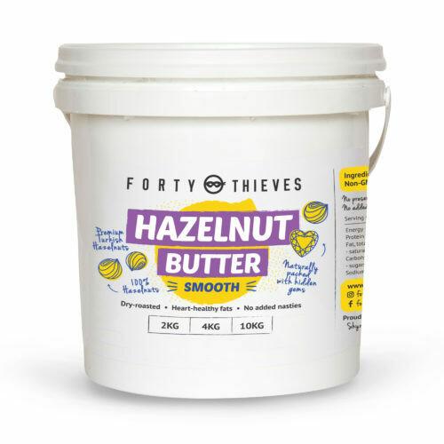 Bulk Hazelnut Butter-  FORTY THIEVES