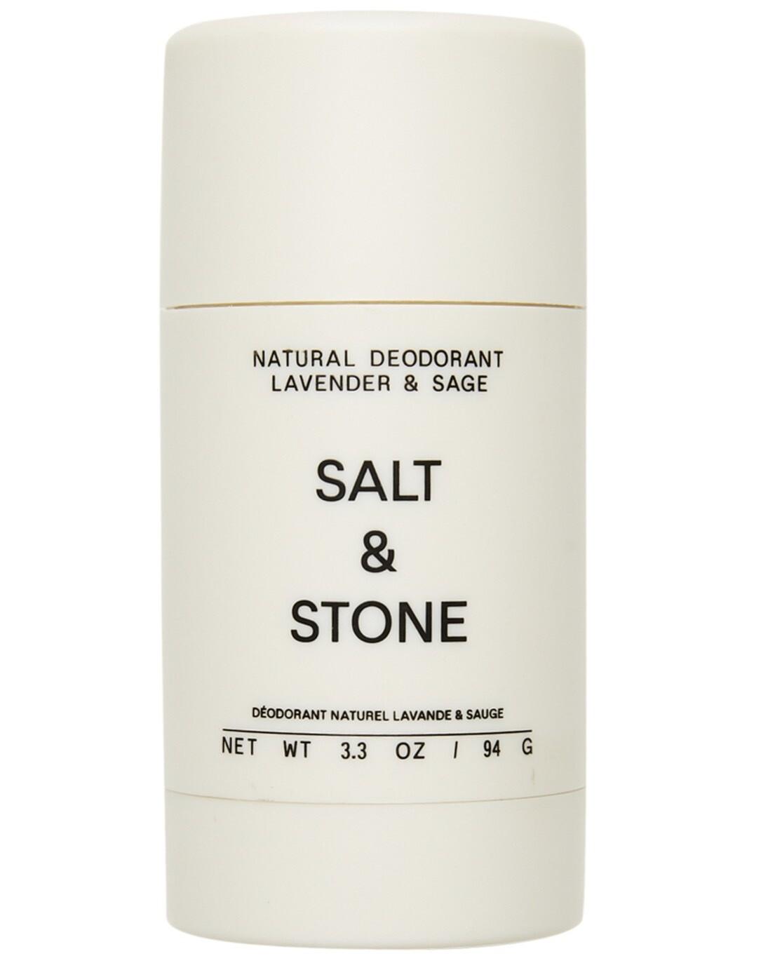 Salt And Stone Deodorant - Lavender & Sage