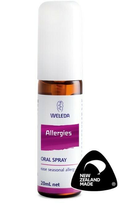 Weleda Oral Spray - Allergies