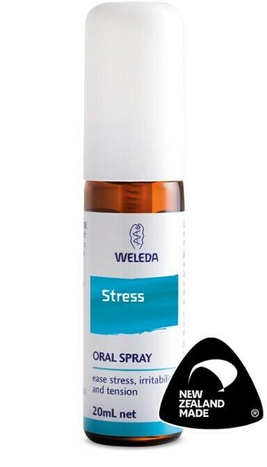 Weleda Oral Spray Stress