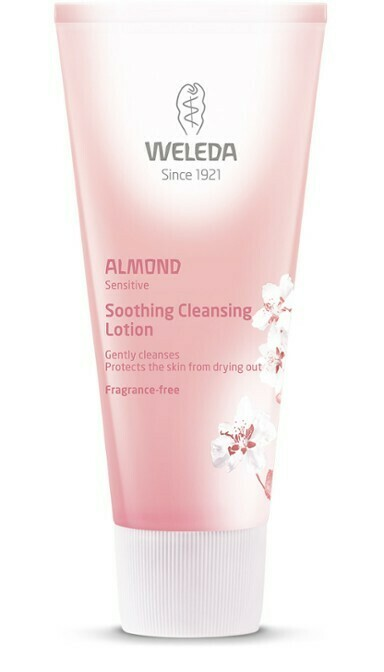 Weleda Almond Soothing and Cleansing Lotion