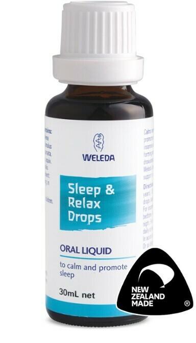 Weleda Sleep and Relax Drops