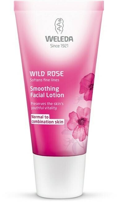 Weleda Wild Rose Facial Lotion