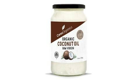 Bulk Organic Raw coconut Oil 1lt