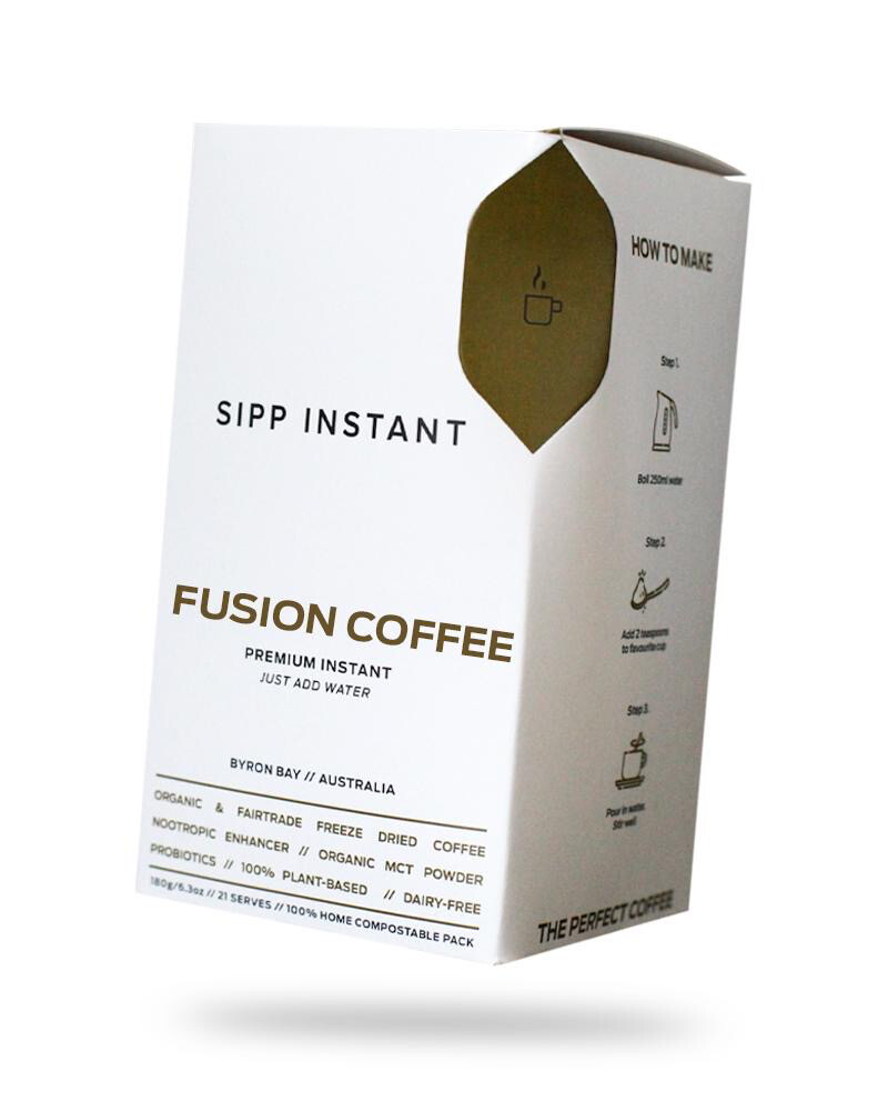 SIPP Instant Fusion Coffee