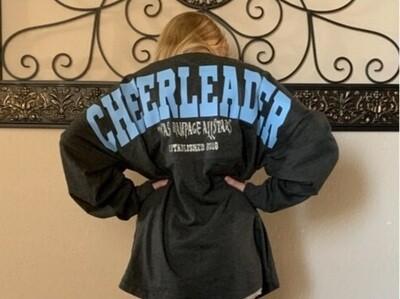 Cheerleader Shirt (Texas Rampage)