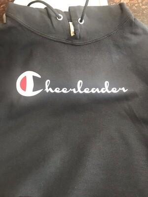 """""""Champion"""" Cheer Hoodie"""