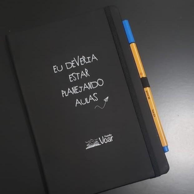 Caderno A5 Planejando