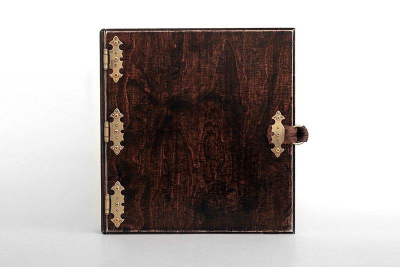 Album drewniany - format L - 30x33 cm
