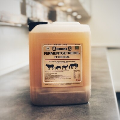 Fermentgetreide, probiotikum