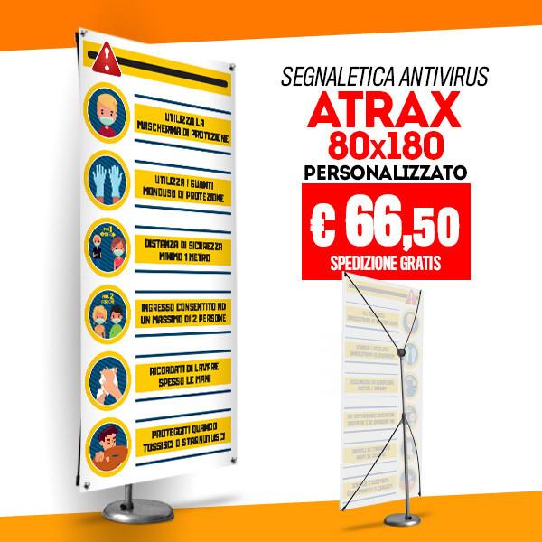 ATRAX Display Banner