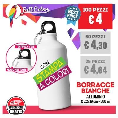 BORRACCIA 500 ml STAMPA A COLORI