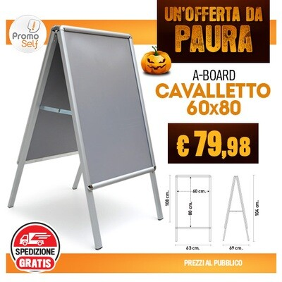 CAVALLETTO 60x80cm
