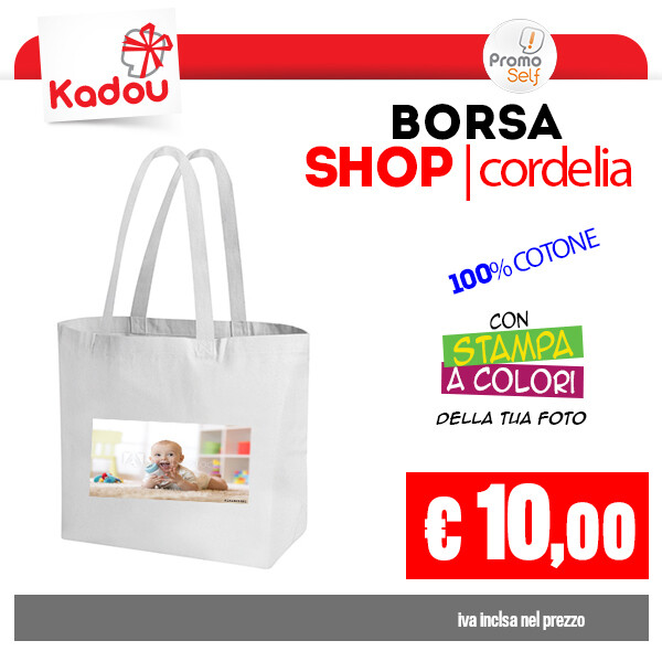 BORSA SHOPPING | CORDELIA