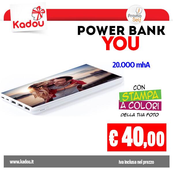 POWER BANK 20.000 mAh | YOU