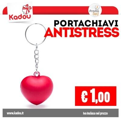 PORTACHIAVI ANTISTRESS | CUORE